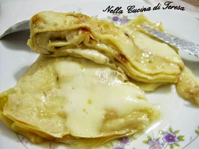 Nella cucina di teresa crepes con pate 39 di tonno e formaggio - Nella cucina di teresa ...