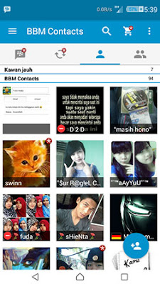 blackberry messenger apk