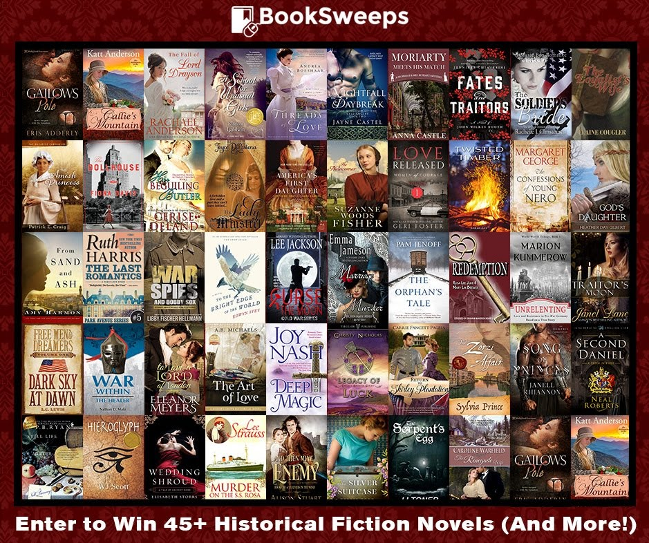 45-AUTHOR HISTORICAL FICTION SWEEPSTAKES