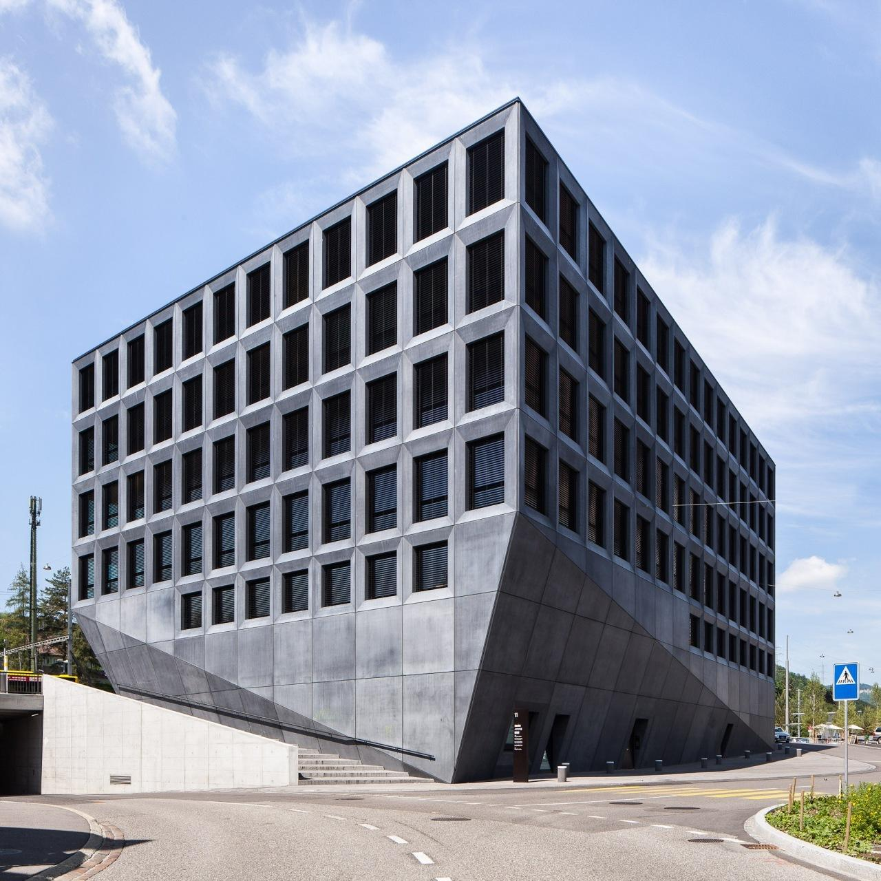 A f a s i a 63 christ gantenbein - Architecture of a building ...