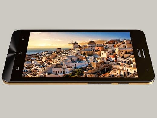 Asus lança Zenfone 5 de 16GB no Brasil por R$750