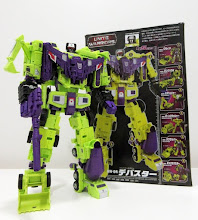 Hot Pick - Takara Tomy Transformers Unite Warriors UW-04 Devastator