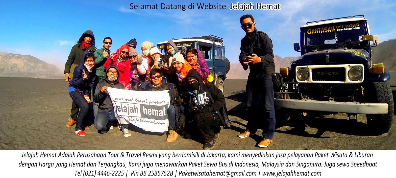 Paket Wisata Hemat | JelajahHemat.com