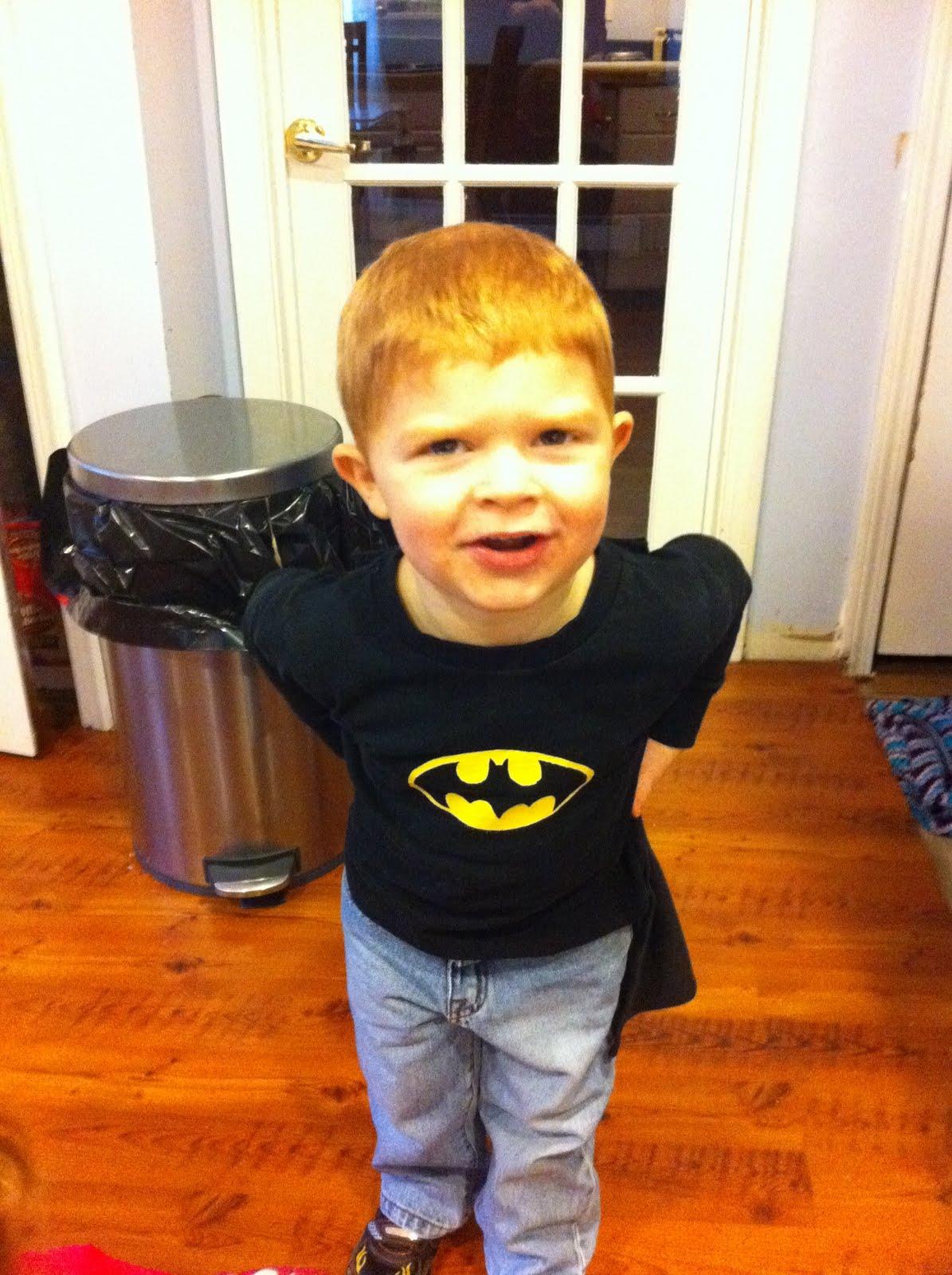 Child Bearing Hips: BatCam!