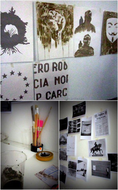 kaleartean basauri 2015 Memoria-acción-monumento