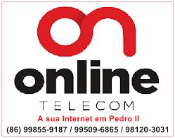 OnLine Telecom - Internet de Pedro II