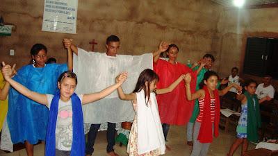 Dia Mundial das Missões em Rio Verde/GO