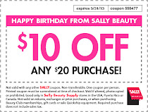 May Sally's Coupon
