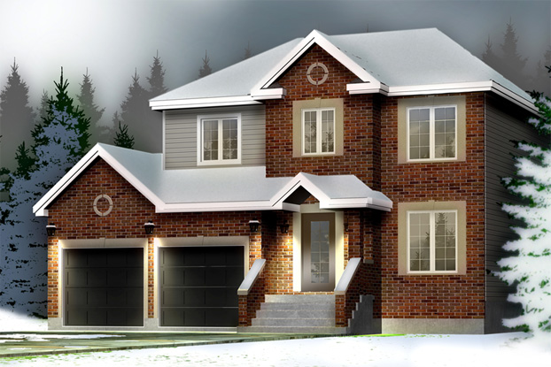 Prefab homes and modular homes in canada maisons bellevue for Modular garage canada