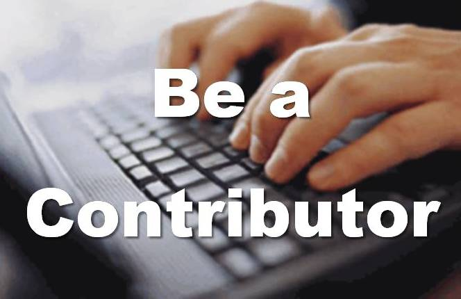 Be a contributor