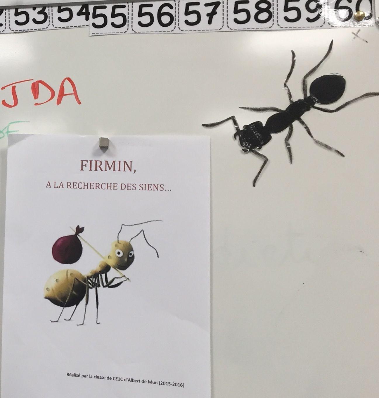 Les fourmis bientôt en BD