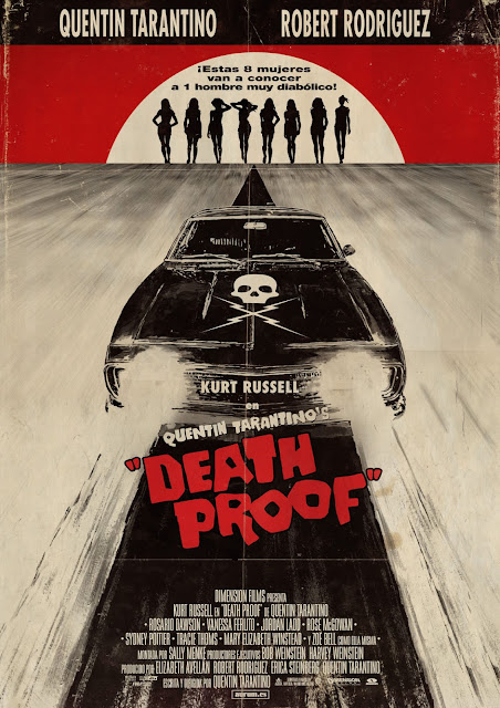 Tarantino's Death Proof poster