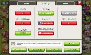 Cara Membuat 2 Akun COC (Clash of Clan) Dalam 1 HP