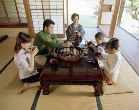 Seleznev Vlad Japanese Family Traditions
