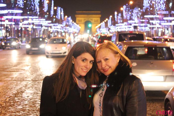 diana dazzling, fashion blogger, fashion blog,  cmgvb, como me gusta vivir bien, dazzling, luxury, Christmas, Paris, navidad, Champs Elysees