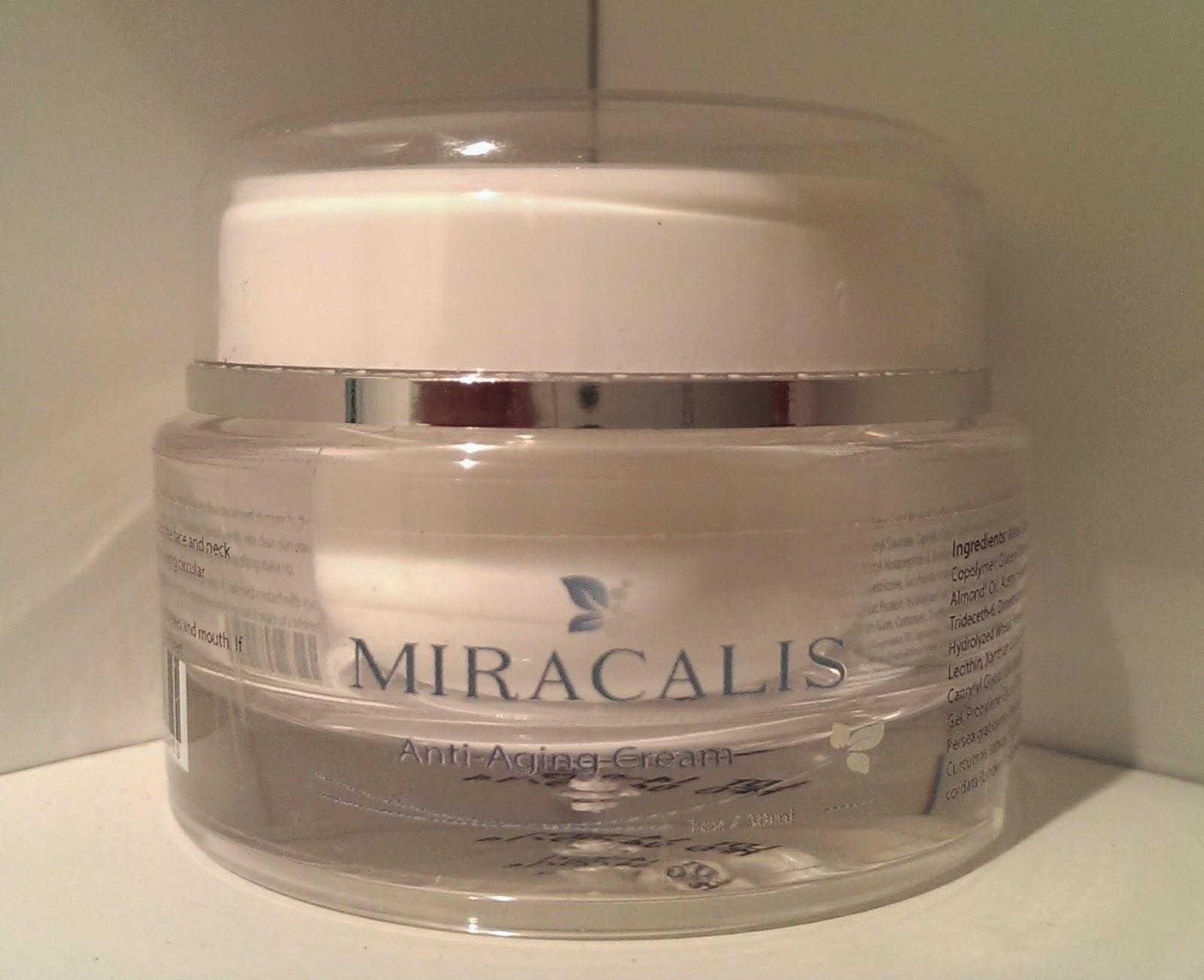 anti%2Baging%2Bcream Miracalis Anti-Aging Moisturizer Cream Review #Miracalis - Anti Aging Product