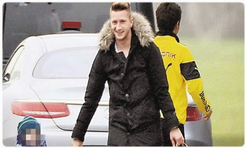 Marco Reus has been learning Spanish for three weeks