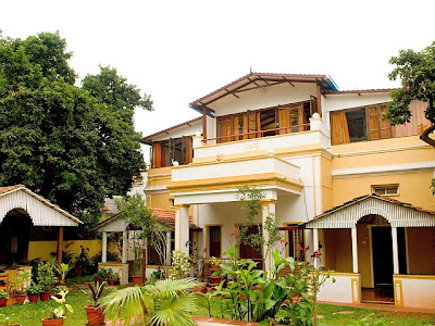 Stunning Guest House in Bangalore