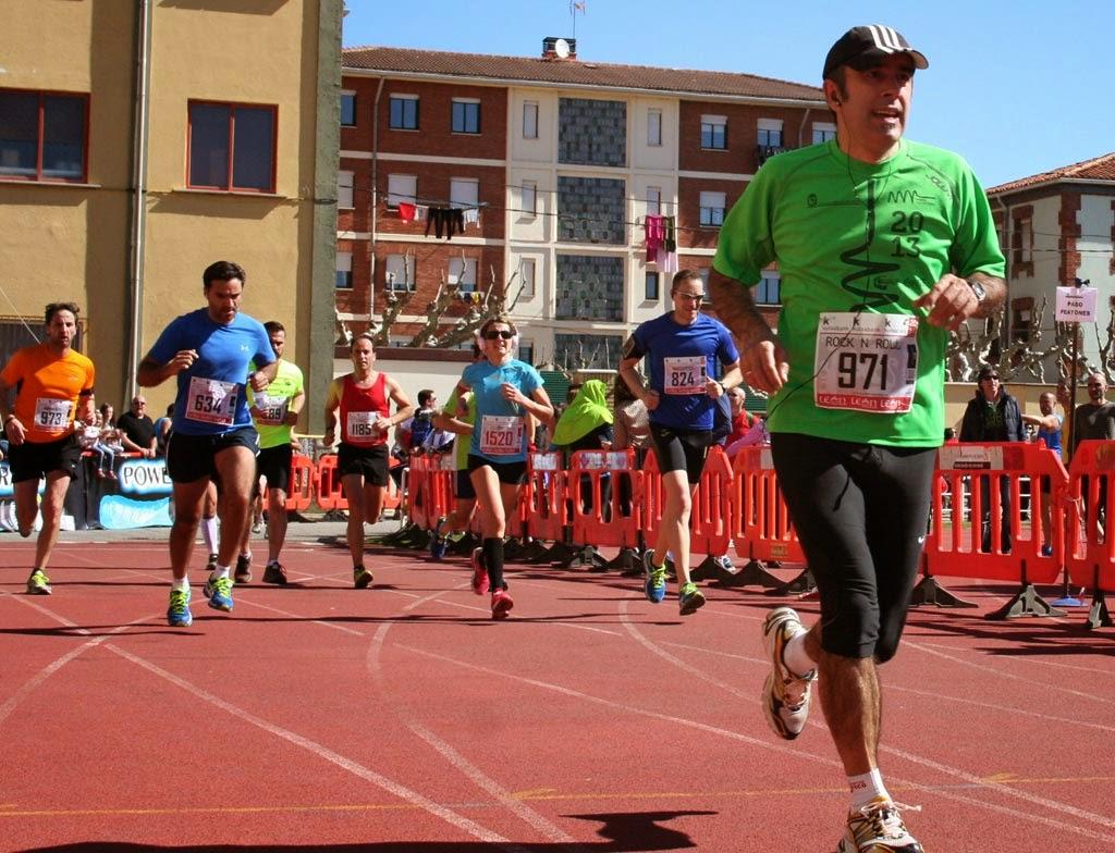 clasificacion media maraton leon 2014