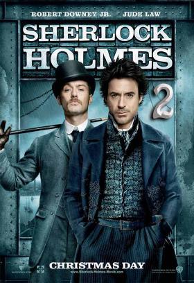 Sherlock Holmes: Gölge Oyunları Türkçe Dublaj İzle