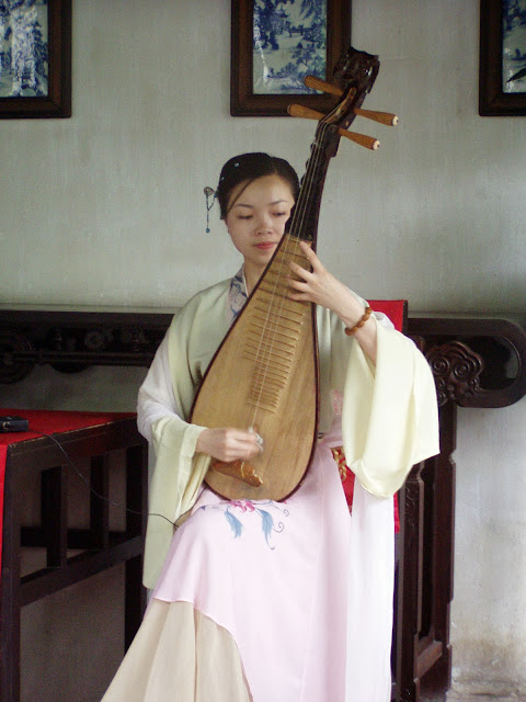 Suzhou Chinese Instrument
