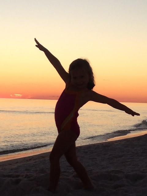 The Little Things blog: Grayton Beach sunset