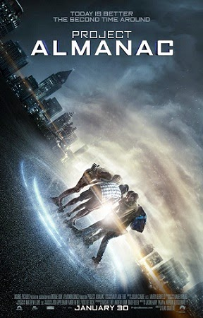 Film Project Almanac 2015 di Bioskop