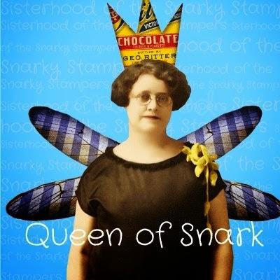 Queen of Snark Badge