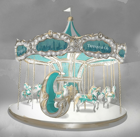 mylifestylenews: Tiffany & Co. @ A Brilliant Tiffany Holiday