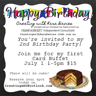 http://creatingwithkaradavies.blogspot.com.au/2015/06/2nd-birthday-celebration.html