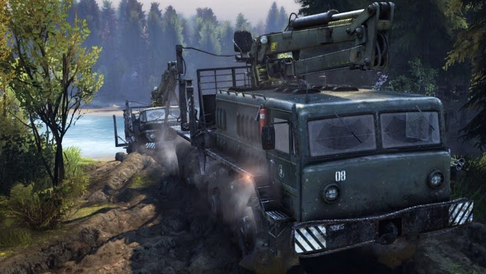 Spintires Full Torrent İndir