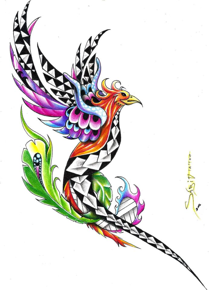 Desenhos Para Tatuagem Maori