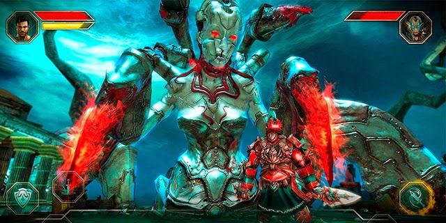 Captura de Godfire: Rise of Prometheus para Android