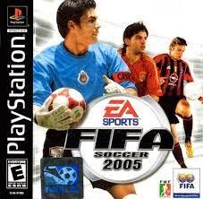 FIFA Soccer 2005 - PS1 - ISOs Download