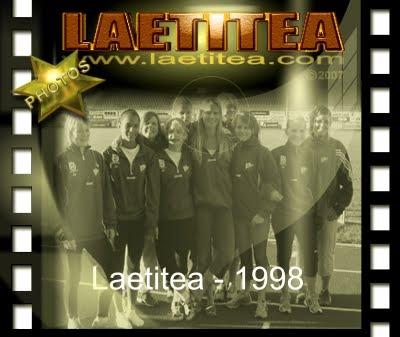 La biographie de Laetitea - 1998