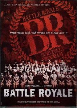 Trò Chơi Sinh Tử - Battle Royale (2000) Poster