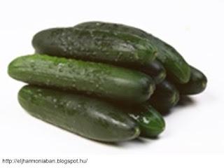 uborka felhasználása, uborka hatásai, miért együnk uborkát