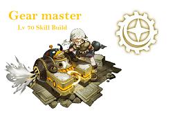 Gear Master Skill Build