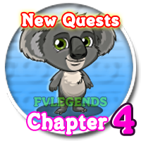 FarmVille Australia Chapter Fourth (4) Quests Icon