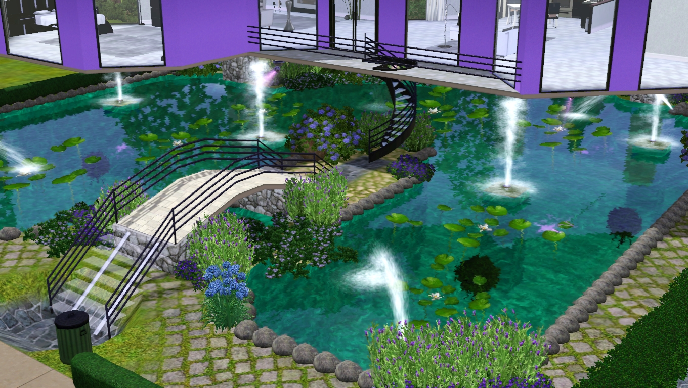 The sims giuly download e tutorial di the sims 3 dicembre 2011 - The sims 3 case moderne ...