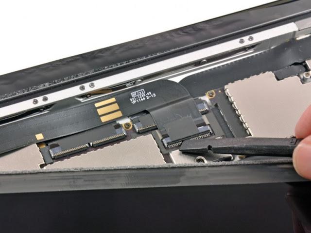 Apple's new iPad by ifixit