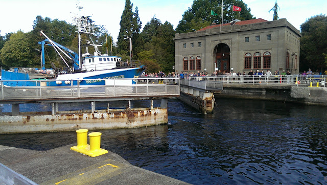 Chittenden Locks, Seattle