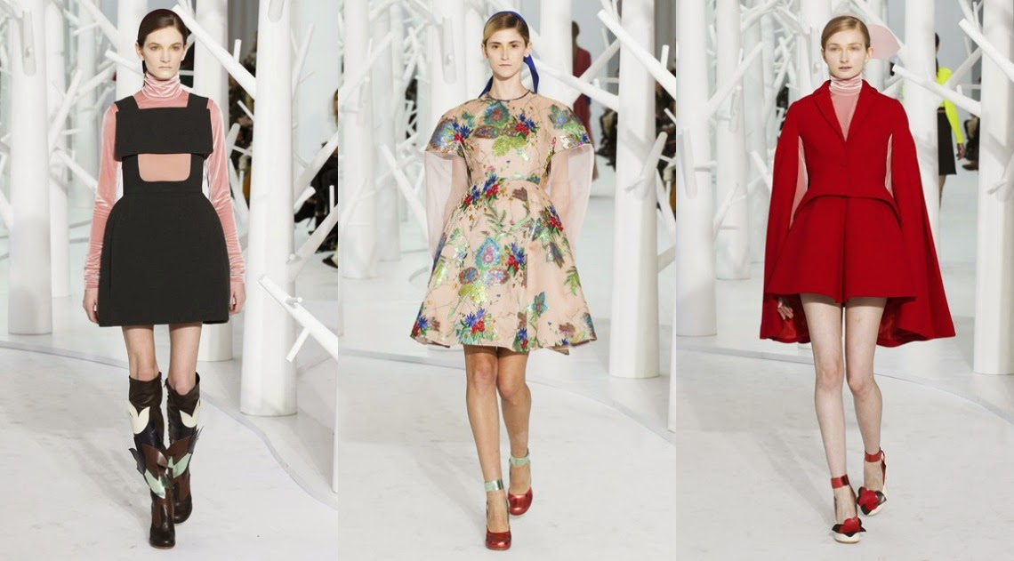 Delpozo AW15 New York Fashion Week