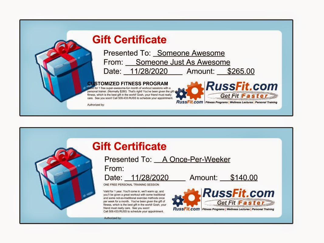 Gift certificate template personal training images certificate free personal training gift voucher gift certificate voucher free personal training gift voucher simple proposal template xflitez Gallery