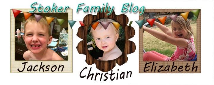 Stoker Family Blog