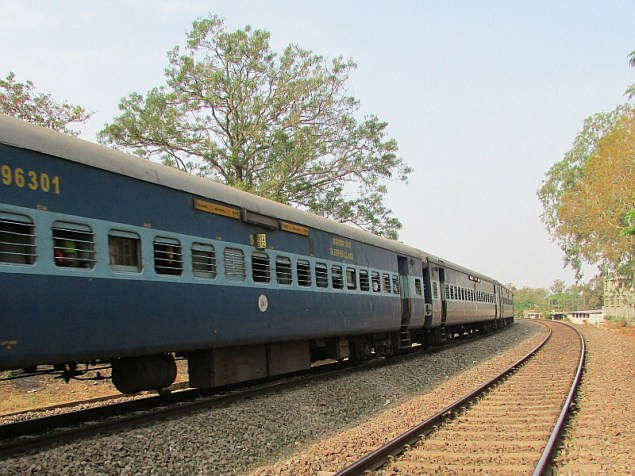 Time Needed To Book Train Tickets Increased