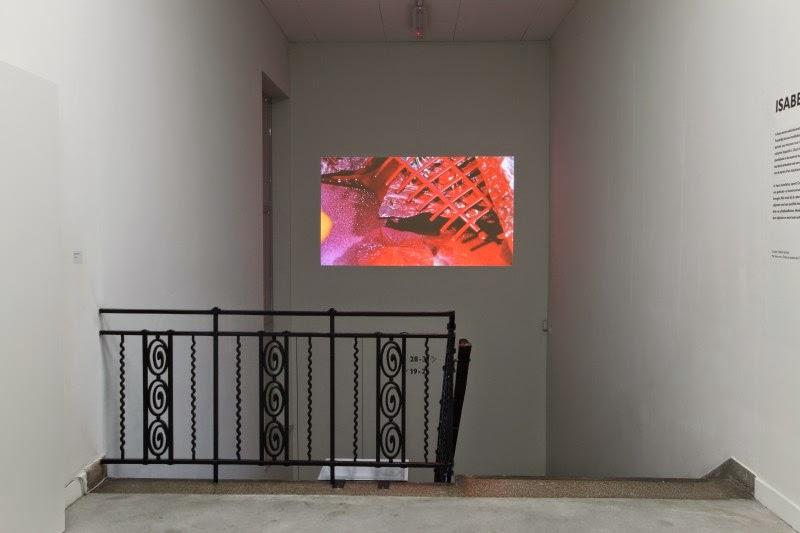Isabelle Cornaro at Museum Leuven
