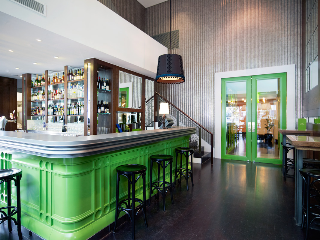 A Library of Design: Dining by Design: 10 Beautiful Brasserie ...