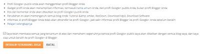 Cara Agar Postingan Otomatis Share ke Google+