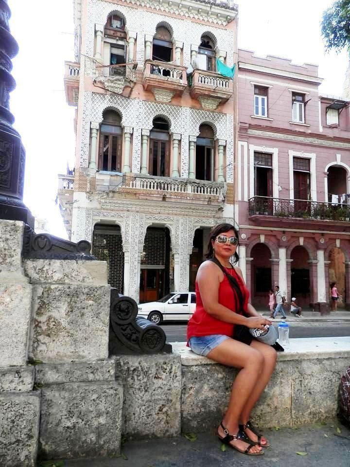 La Habana, Cuba, año 2014